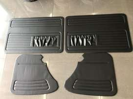 Old VW Beetle , custom door panel sets