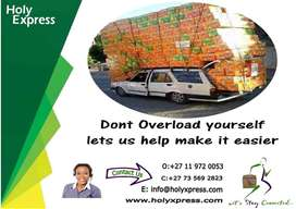 South Africa Logistics & freight forwarding companies,Courier service