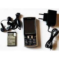 телефон DONOD 802 на 2 симки и 2 карты памяти