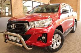 Toyota Hilux 2.4 GD-6 RB PU DC AT