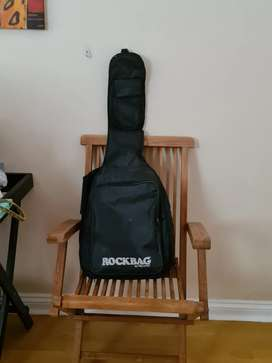 """Rockbag"" Guitar case/cover by Warwick"