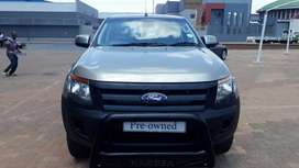 Ford Ranger 2.2 Double cab 6 Speed cab