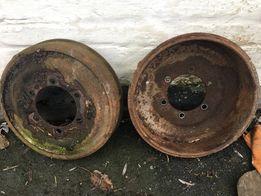 Тормозні барабани ступиці диски 2 ПТС 4