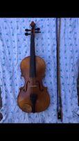 Скрипка две четверти Antonius Stradivarius Чехословакия