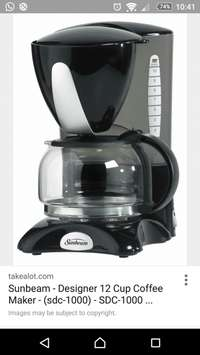 Image of Coffee machine- R150