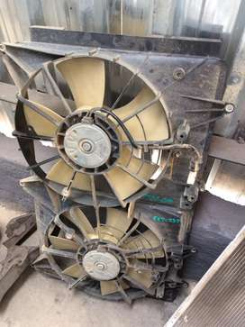 Mazda CX-7 2.3 DSI radiator fan for sale