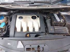 1.9 tdi, 7seater,cruise control, new tyres and spare wheel,