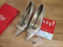 Туфли свадебные или на выпускной Hogl, 37 размер