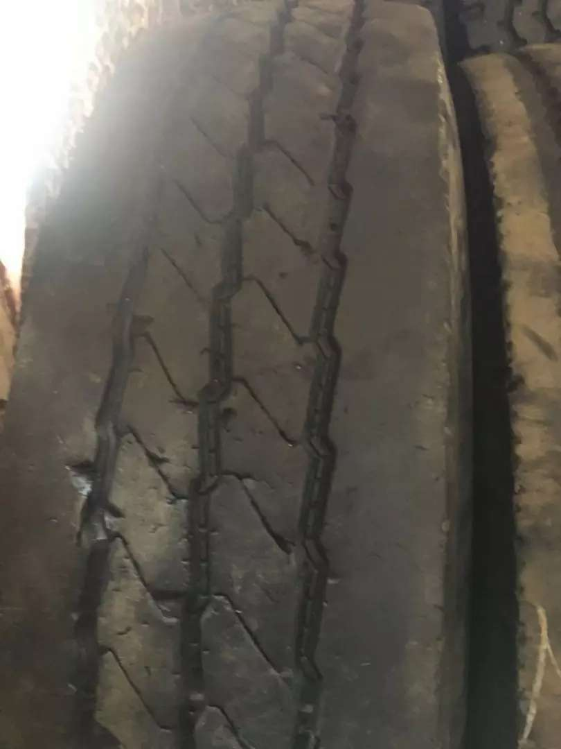 New, good second hand retreads tyres