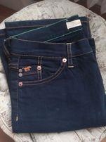 Nowe jeansy z szerokimi nogawkami Mustang 29/34