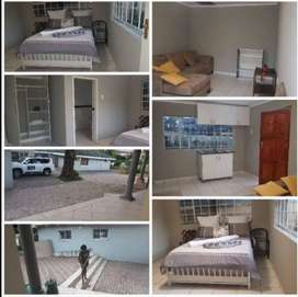 One bedroom with Open Planned Kitchen in Waverley, JHB