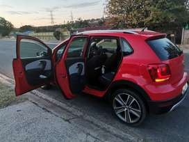 2014 Volkswagen Cross Polo 1.6