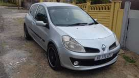 Renault clio 3 1.4 fitted with 1.6 engine