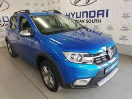 Good as New!!! Sandero 900T Stepway Expression
