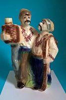 "Винтажный штоф ""Два козака"""