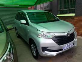 Toyota avanza 1.5 R 140 000 negotiable