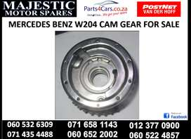 Mercedes benz w204 cam gear for sale