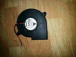 Вентилятор для увлажнителя 12 В DC 75x75х30 мм