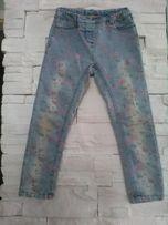 cool club spodnie w kwiaty 116