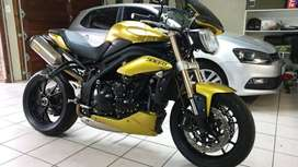 Triumph Speed Triple 1050 (2013)