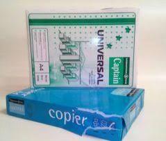 офисная бумага А-4 80г/м2 500 листов , для принтера