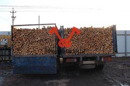 Колотые дрова дуб граб ясень