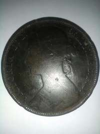 Image of 1893 one penny
