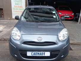 2015 NISSAN MICRA 1.2 WITH 78000KM