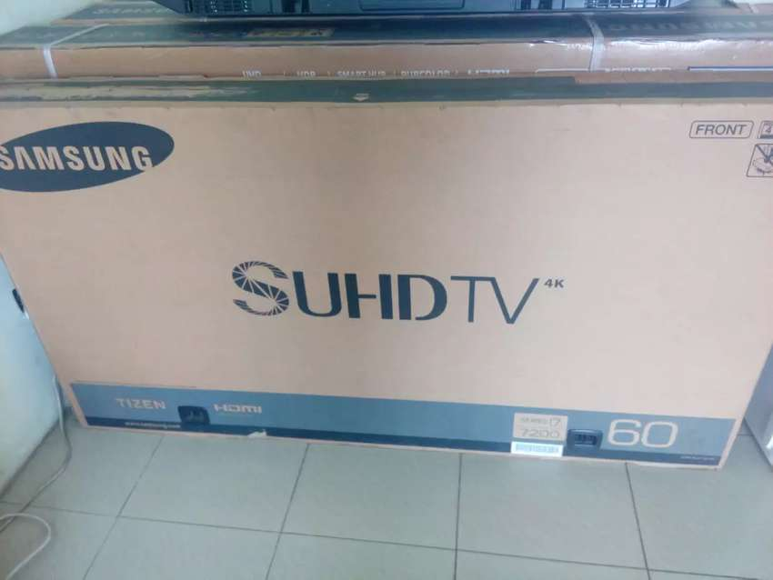 Brand new Samsung 60 inches SUHDTV 0