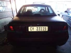 Mazda 626 for sale as is