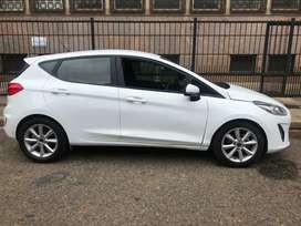 2018 Ford Fiesta EcoBoost 1.0