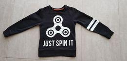 Bluza, bluzka Spiner H&M 122/128