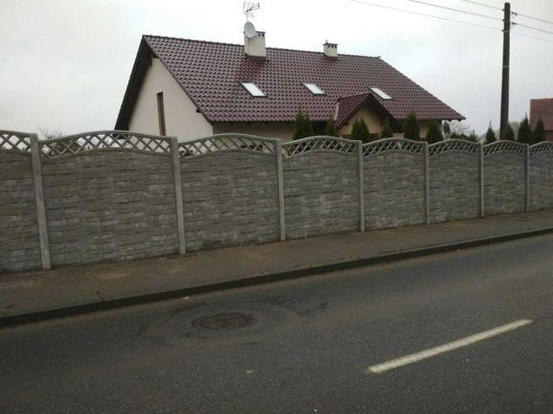 Ogrodzenie betonowe montaz produkcja Stary Kisielin - image 4