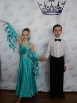 платье стандарт для танцев