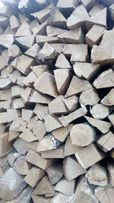 Продам дрова колотые дуб