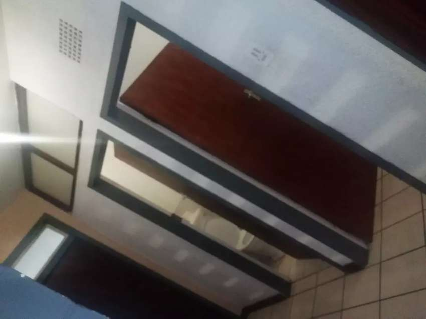 A big bedroom with fitted wardrobes R2500. 0