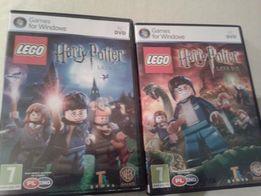 Lego Harry Potter: Lata 1-4 (PC) jedna płyta