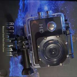 Two 5K HD Adventure Pro Action Cams