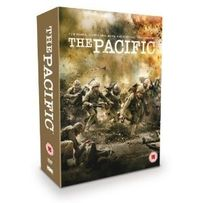 Serial The Pacific na DVD