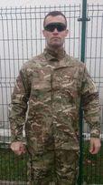 Bluza Wojskowa Brytyjska Ze Stójką MTP Warm Weather (Multi Terrain Pat