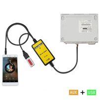 USB AUX MP3 адаптер для Toyota Lexus Camry Corolla Avensis и др
