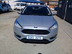 Ford Focus  Ecoboost 1.6 2017