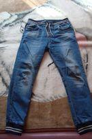 Spodnie Jeansowe Madmext