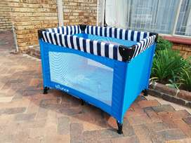 Camping Cot + Changing pad + Seat and other.