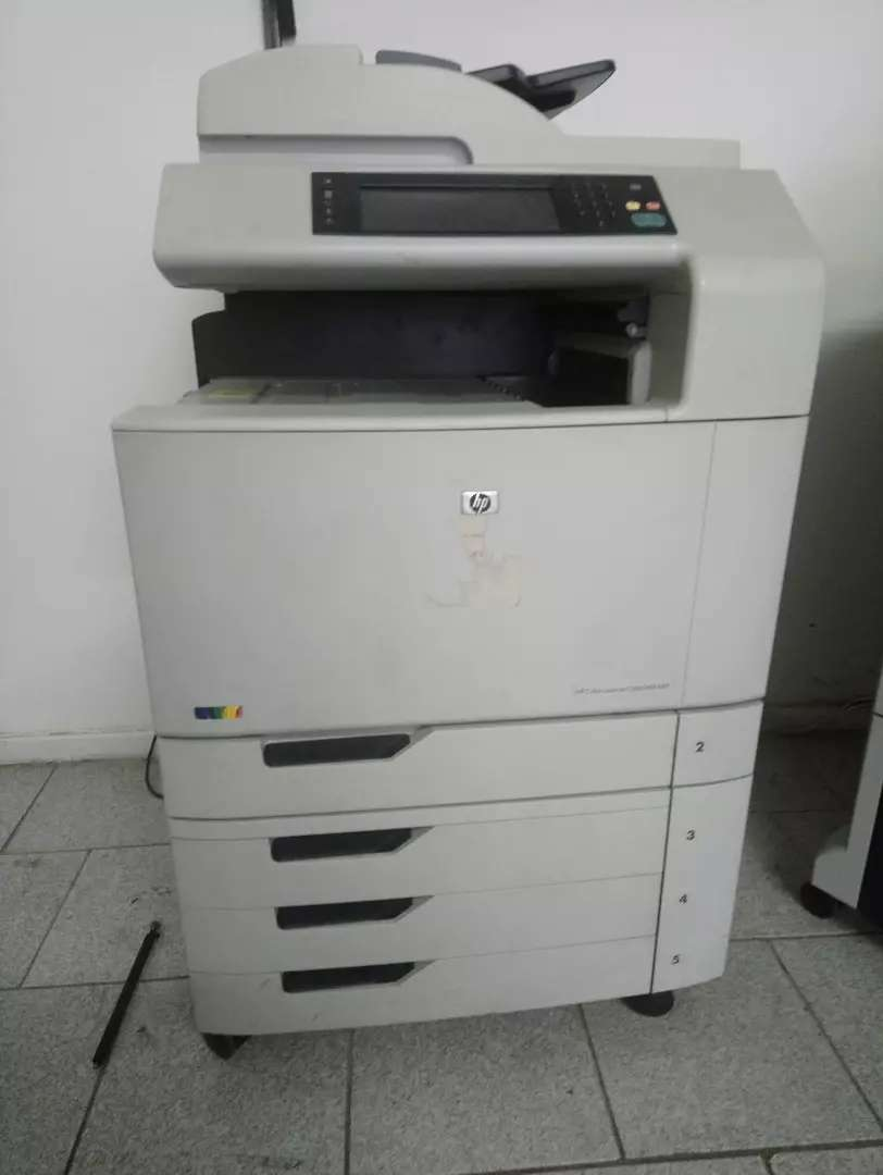 Hp LaserJet M6040 Printer 0