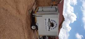 Mobile freezer/toilets for hire polokwane and surroundings