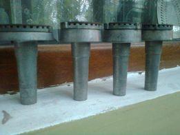 конфорки горелки газовой плиты Веста комплект части