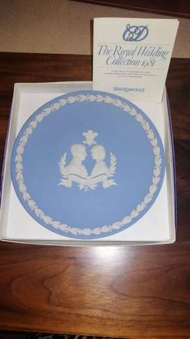 WedgeWood - The Royal Wedding Collection 1981