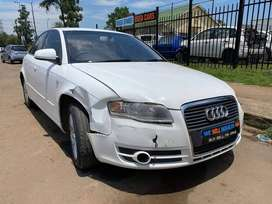 2006 Audi A4 2.0 TDI 6 Speed Manual Now Stripping for Spares!