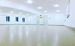 Зал для танцев, фитнеса, йоги и др. Почасовая аренда. Одесса.